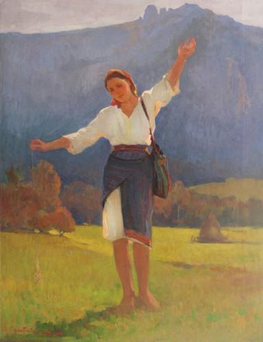 Honoriu Cretulescu - Tarancuta din Muscel