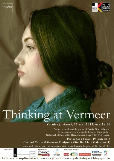 Thinking at Vermeer