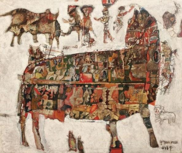 Georgeta Năpăruș - Calul troian