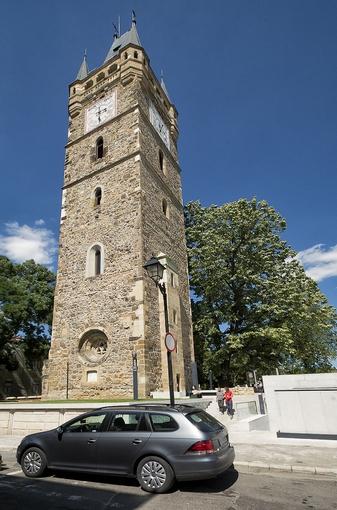 """Turnul """"Sfântul Ștefan"""","""