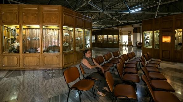 Muzeul de mineralogie Baia Mare