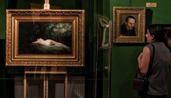 Întâlnire cu pictorul Nicolae Grigorescu în Muzeul de Artă Baia Mare