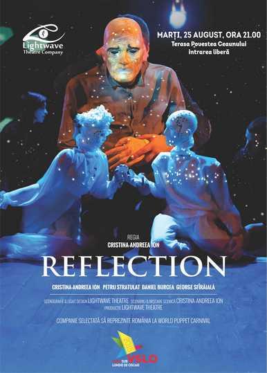 Afis teatru Reflections VSLO