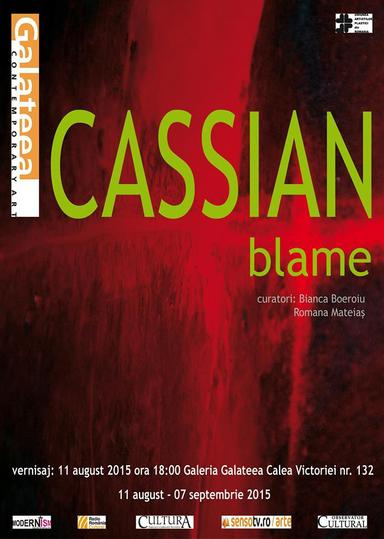 Emil Cassian Dumitras - Blame