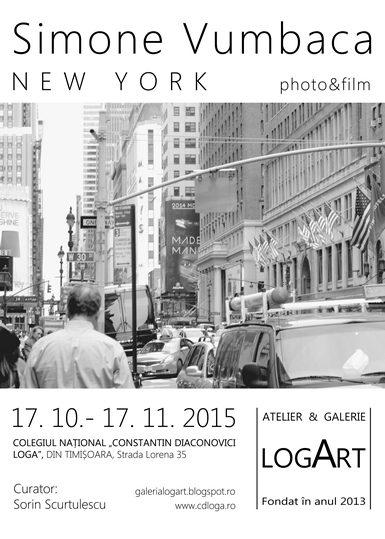 Simone Vumbaca NEW YORK Galeria LogArt