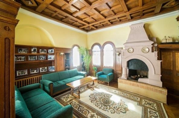 Casa Brătianu, interior