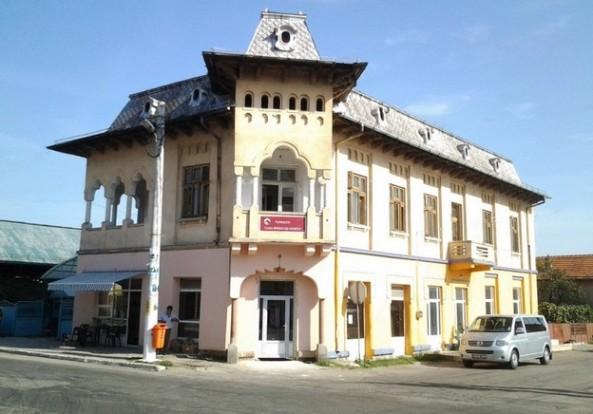 Casa Muzeu Brâncuși de lângă Hobița