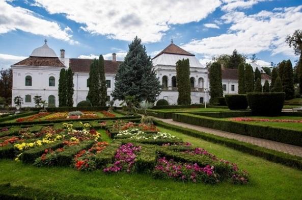 Castel Wesselenyi, Jibou