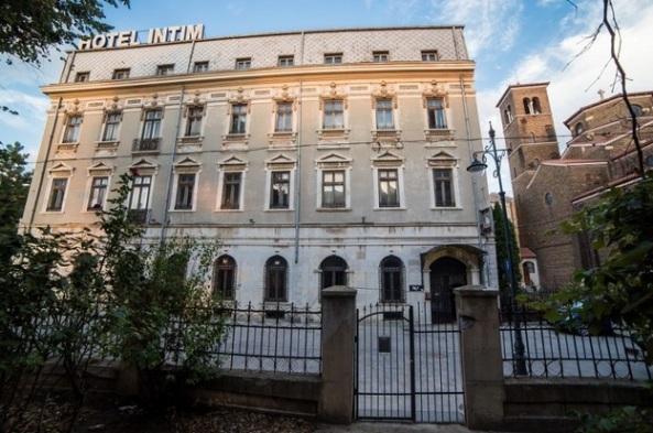 Hotel Intim, Constanța
