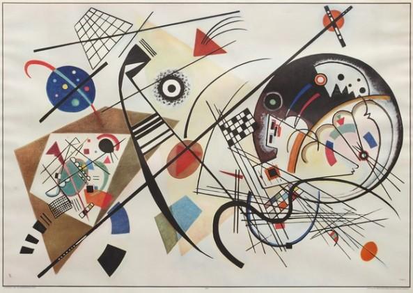 Wassily Kandinsky - Unbroken Line, 1923