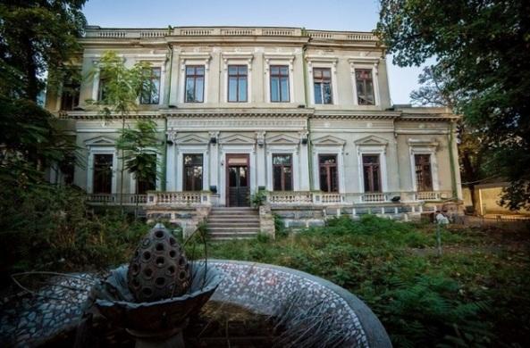 Palatul Crissoveloni - Cantacuzino