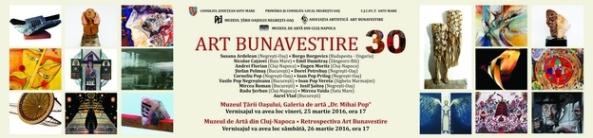 ART BUNAVESTIRE 30 banner
