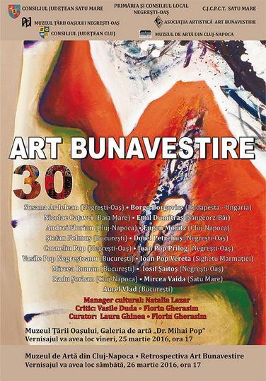 ART BUNAVESTIRE 30