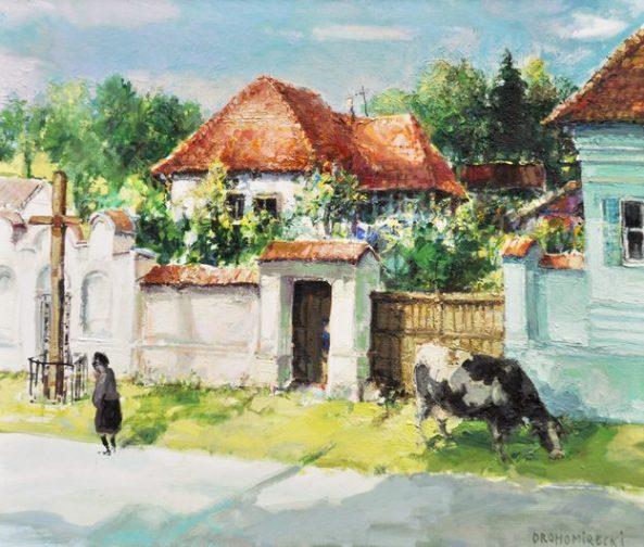 Drohomirecki-Strada_la_Boholt