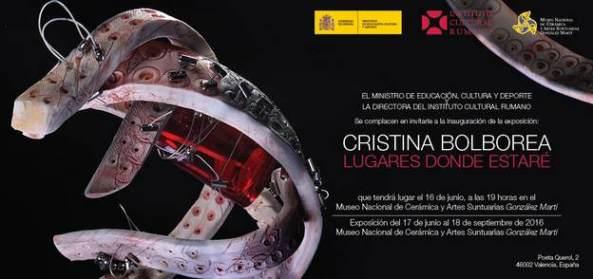 Cristina Bolborea - Lugares Donde Estare