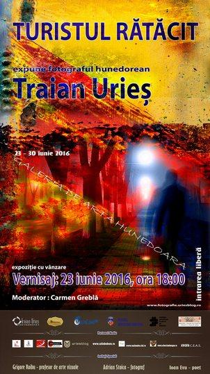 Traian Uries - Turistul Ratacit