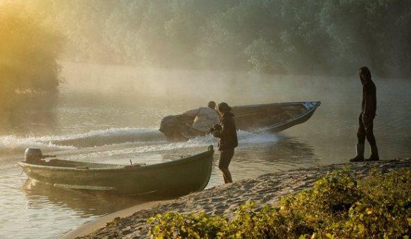 O dimineaţă cu ceaţă a fost un cadou fotografic pe care îl aşteptam de mulţi ani.