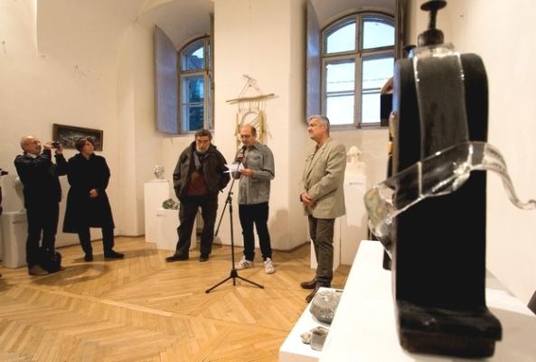 Bienala Na?ionala de Ceramica Cluj 2016 / Muzeul de Arta